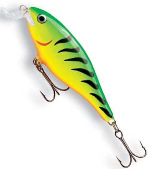 Rapala Shallow Shad Rap 7cm FT
