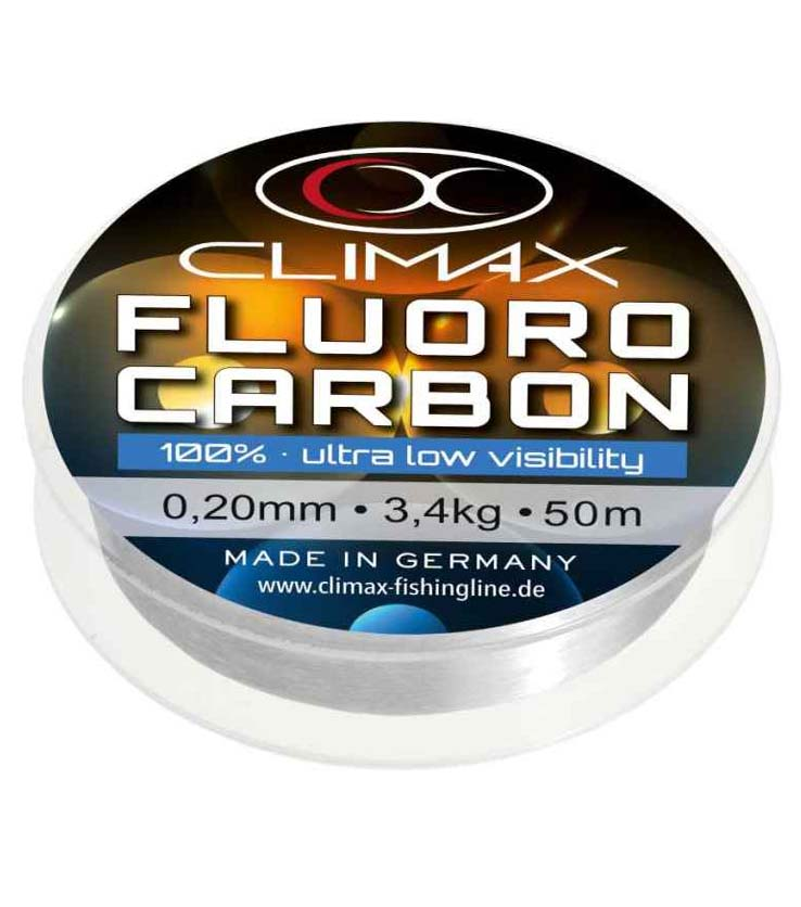 CLIMAX Fluorocarbon Soft & Strong 0,40mm/10kg/50m